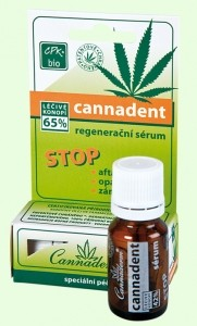 Cannadent sérum 5ml