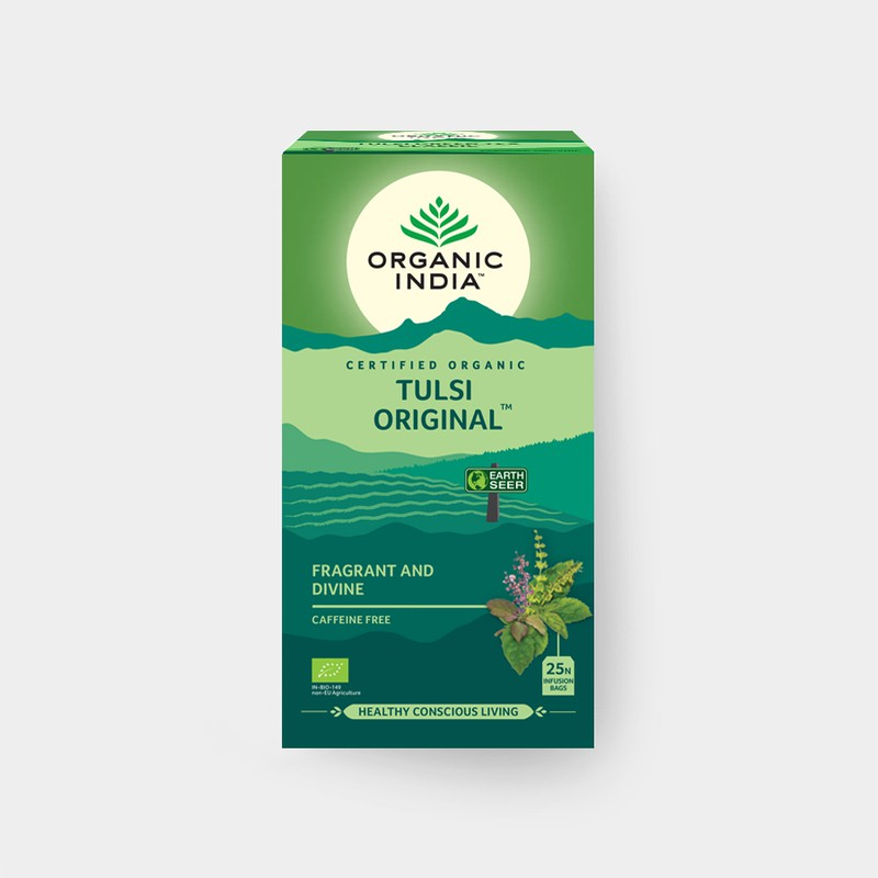 Tulsi Original-Tea BIO, 25 sáčky - Bio - Organic India