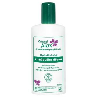 Hydrofilní olej z růžového dřeva