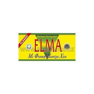 Masticha ELMA Chewing Gum Classic - Blister (10 pcs.)