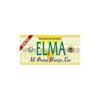Masticha ELMA Chewing Gum Sugar Free - Blister (10 pcs.)