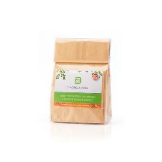 Chlorella - papírový obal - 450 tablet