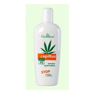 Capillus šampon proti lupům 150ml