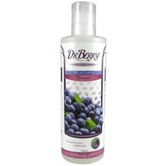 Dr Berry Naturals – Borůvkový šampon – 250 ml