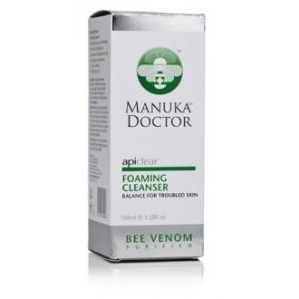 Pěnivý čisticí přípravek Manuka Doctor ApiClear 100 ml