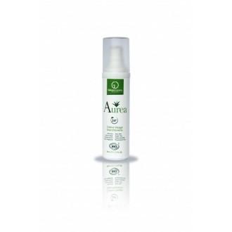 Aurea -  Bio 24-hodinový obličejový hydratační  krém aloe vera