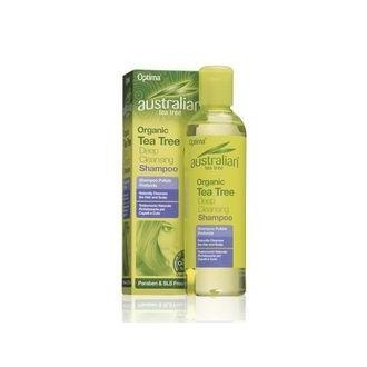 Tea tree hluboce čistící šampon - 250ml