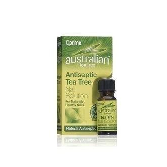 Výrobky podle značek - Antiseptický tea tree olej na nehty - 10 ml