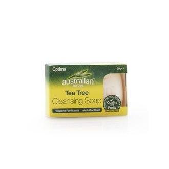 Výrobky podle značek - Tea tree čistící mýdlo - 90ml