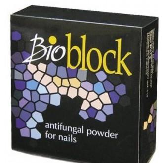 BIO BLOCK -  péče o nehty na rukou