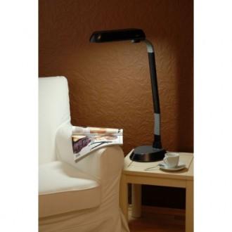 Stolní lampa Flexi2 OTT-LITE (černá) - SLEVA