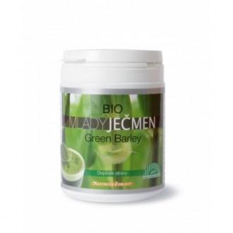 Mladý ječmen - Green Barley