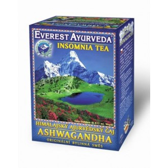 ASHWAGANDHA - Odpočinek & spánek