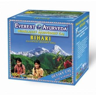 Výrobky podle značek - BIHARI - Dětská bylinná směs pro klidný spánek