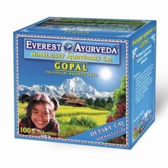 GOPAL - Dětská bylinná směs pro pohodlné dýchání
