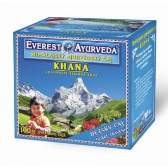 Výrobky podle značek - KHANA - Dětská bylinná směs pro dobré trávení