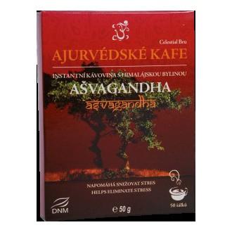 AŠVAGANDHA - ajurvédské kafe