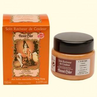 Výrobky podle značek - Henna regenerační a výživná maska měděná