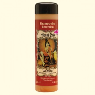 Henna šampon mahagon