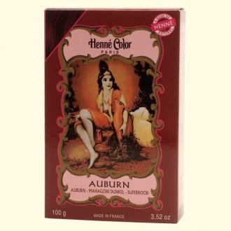Výrobky podle značek - Henna prášková barva: bordó