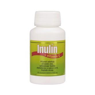 Inulín + vitamin C