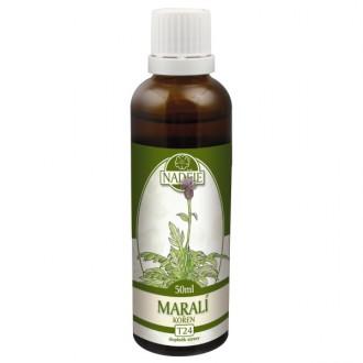 Výrobky podle značek - Leuzea - Maralí kořen - výtažek z byliny