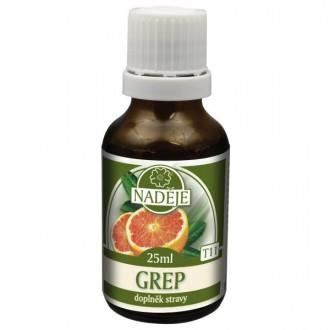 Výrobky podle značek - Grapefruit - výtažek z byliny 25ml