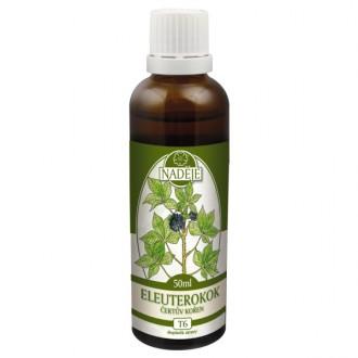 Výrobky podle značek - Eleuterokok (čertův kořen) - výtažek z byliny
