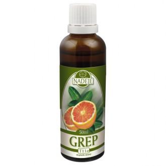 Výrobky podle značek - Grapefruit - výtažek z byliny 50ml