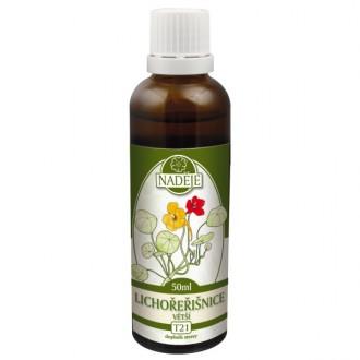 Výrobky podle značek - Lichořeřišnice větší - výtažek z byliny