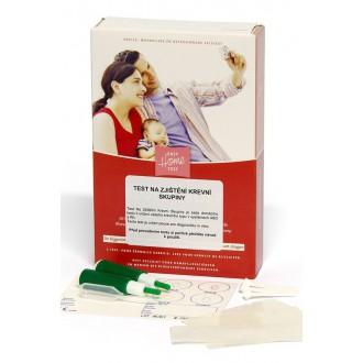 Test Na Zjištění Krevní Skupiny