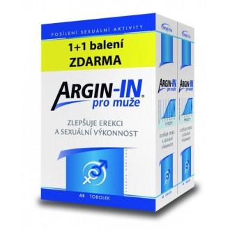 Argin-IN pro muže tob.90 + 90tbl. zdarma