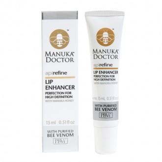Lip Enhancer s manukovým medem a čištěným včelím jedem ApiRefine 15 ml