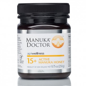 Výrobky podle značek - Manuka Doctor - Manukový med Active 15+ 250 g