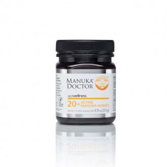 Manuka Doctor - Manukový med Active 20+ 250 g