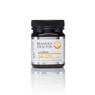 Výrobky podle značek - Manuka Doctor - Manukový med Active 24+ 250 g