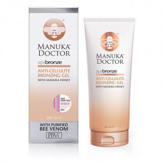 Manuka Doctor ApiBronze samoopalovací gel proti celulitidě 200 ml