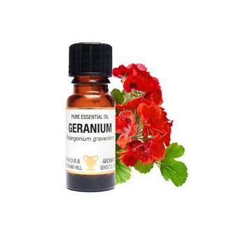 Gerániový esenciální olej