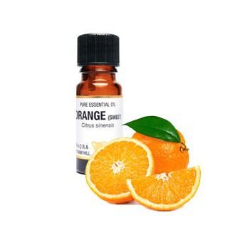 Pomerančový éterický olej