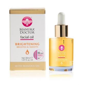Brightening Facial Oil 30ml - Rozjasňující obličejový olej 30ml