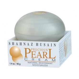 Pearl Cream: Přírodní perlový zesvětlující hydratační krém