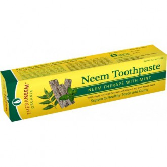 Nimbová zubní pasta