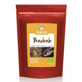 Baobab BIO 125 g prášek