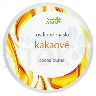 Rostlinné máslo kakaové 100ml