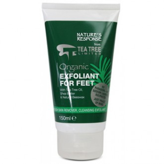 EXFOLIANT NA NOHY -  NATURE'S RESPONSE EXFOLIANT FOR FEET 150 ML