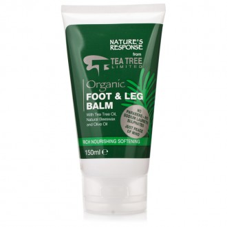 BALZÁM NA NOHY - NATURE'S RESPONSE FOOT & LEG BALM 150 ML