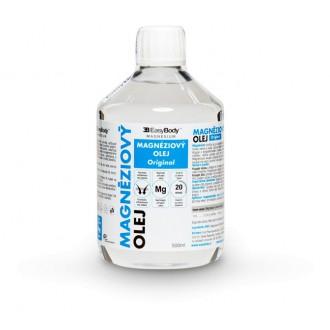 Výrobky podle značek - Magnéziový olej ORIGINAL 500 ml