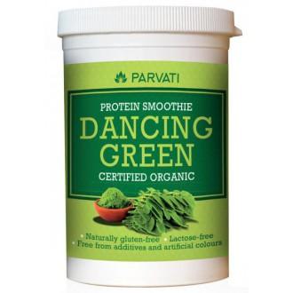 Výrobky podle značek - Protein Smoothie DANCING GREEN 160g