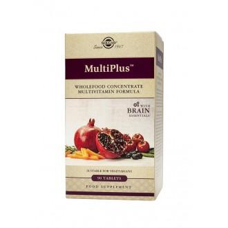 Solgar MultiPlus - esenciální živiny pro mozek