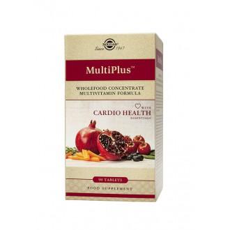 Solgar MultiPlus - esenciální živiny pro srdce